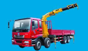 sewa truk crane