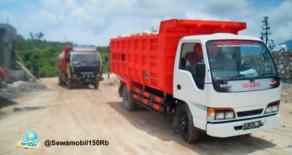 Sewa Truk Pasir Jogja : Dump Truk Kontrak Harian Bulanan